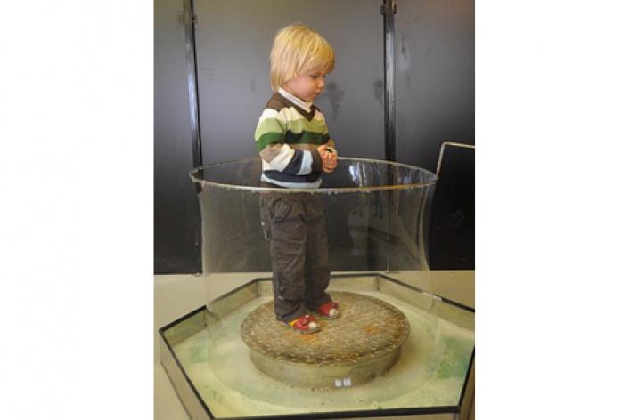 Научные занятия для малышей в музее