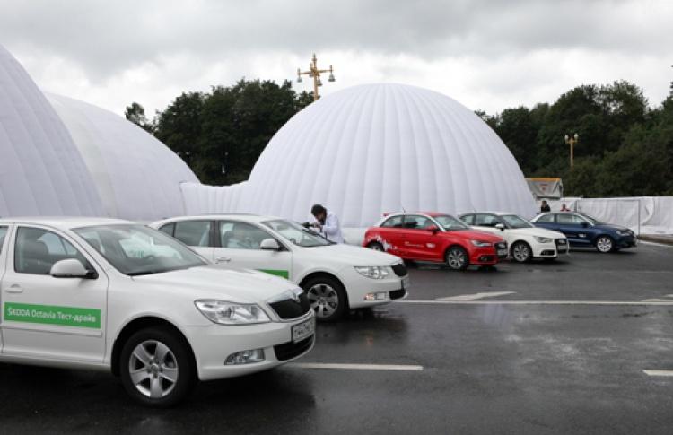 SochiDrive начал свое путешествие поРоссии