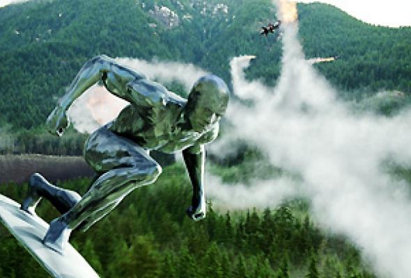 Фантастическая четверка: Вторжение Серебряного Серфера - Фото №6