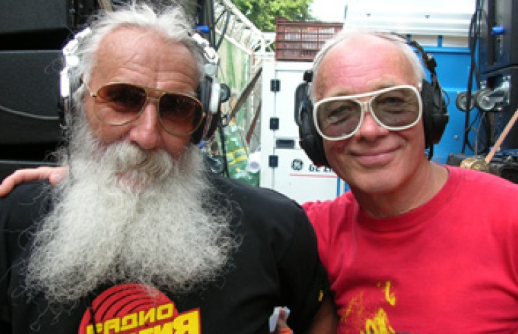 DJs Krugozory: 140 лет на двоих!