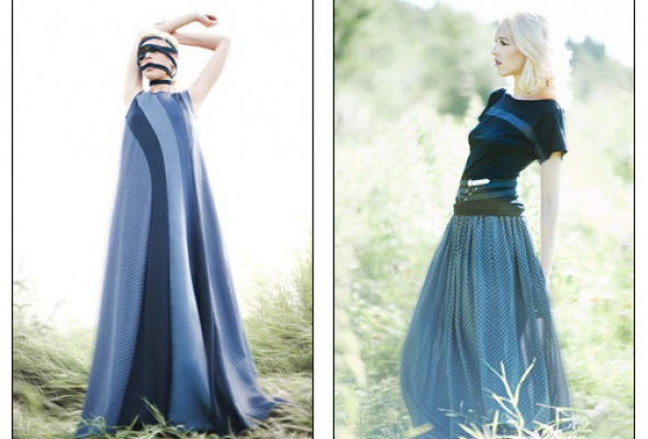 Новая коллекция весна-лето 2012 от Модного дома KOGEL - Фото №1