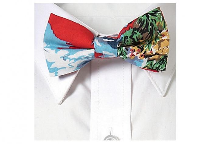 Time Out знает где найти галстук-бабочку