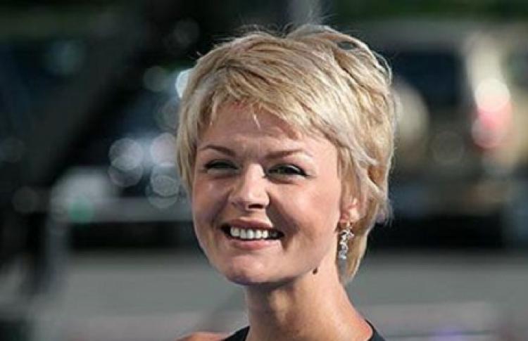 Юлия Меньшова