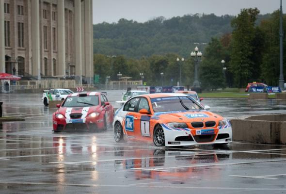 Шестой этап чемпионата России по автомобильным кольцевым гонкам (RTCC) - Фото №0