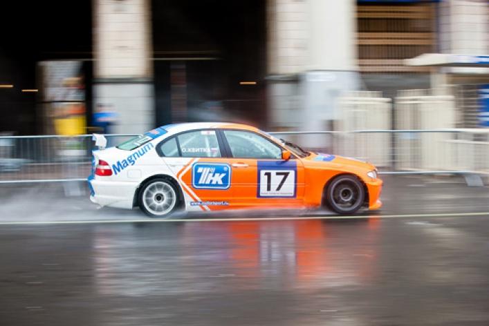 Шестой этап чемпионата России по автомобильным кольцевым гонкам (RTCC)