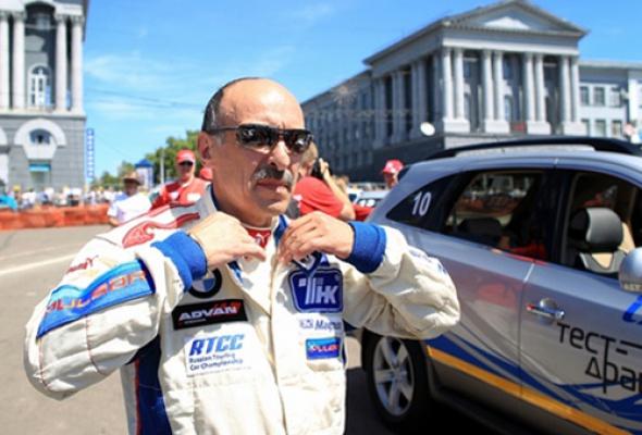 Шестой этап чемпионата России по автомобильным кольцевым гонкам (RTCC) - Фото №1