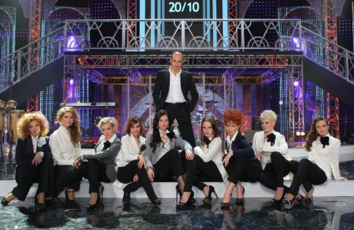 Арт-группа «Сопрано-10»: первый сольник вМоскве