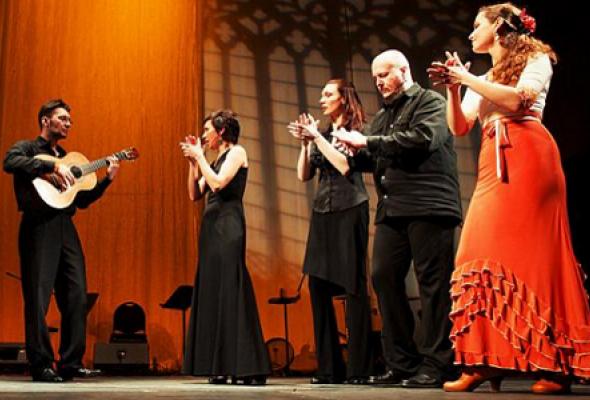 Фламенко-шоу «De Sevilla pa Moscu» - Фото №0