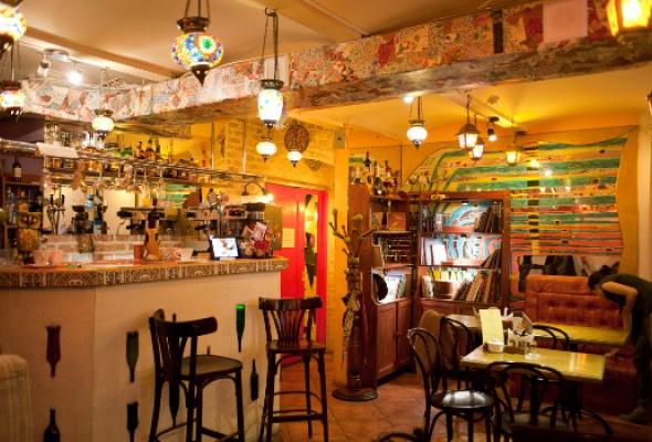 9вегетарианских ресторанов - Фото №3