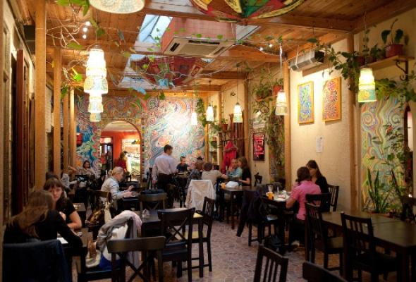 9вегетарианских ресторанов - Фото №4