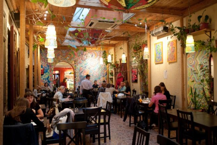 9вегетарианских ресторанов
