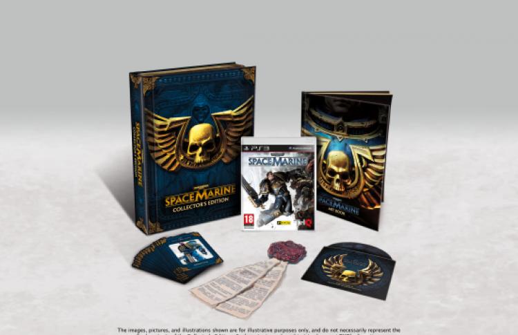 Акция: выиграй игру Warhammer 40000: Space Marine