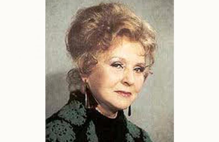Зоя Зелинская
