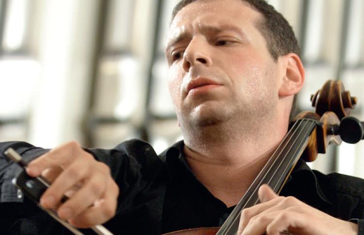 Открытие фестиваля «Viva Cello»