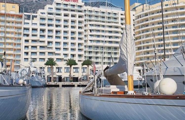 Отель Riviera Marriott LaPorte deMonaco
