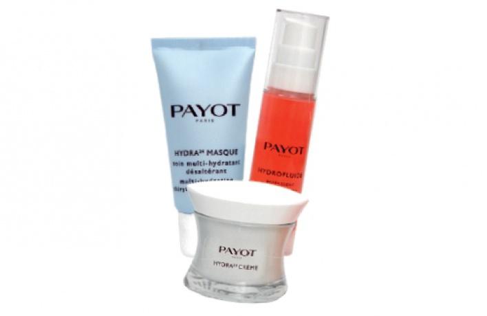 Новая увлажняющая линия Payot— Hydra 24
