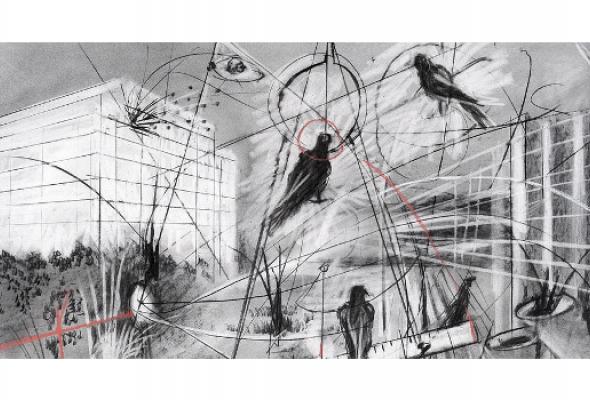 Уильям Кентридж «Пять тем» - Фото №0