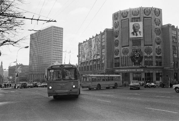 ИЗВЕСТная страна. Москва - Фото №5