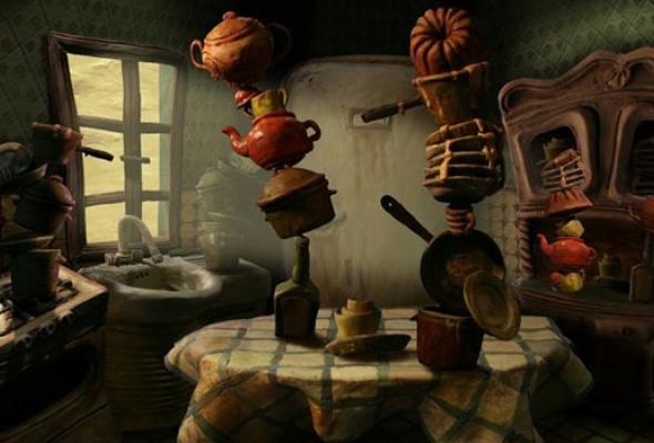 Нафестивале Linoleum показывают лучшие мультфильмы для взрослых - Фото №2