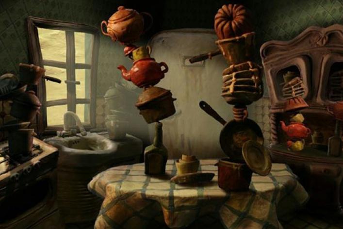 Нафестивале Linoleum показывают лучшие мультфильмы для взрослых