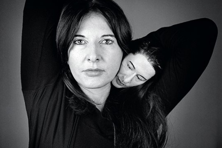 Марина Абрамович «В присутствии художника»