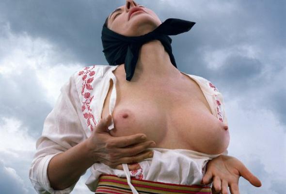 Марина Абрамович «В присутствии художника» - Фото №2