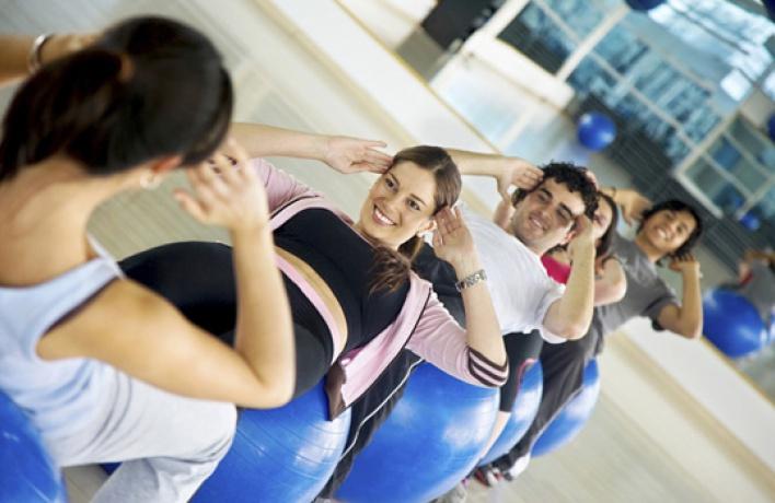 10мест для занятий фитнесом