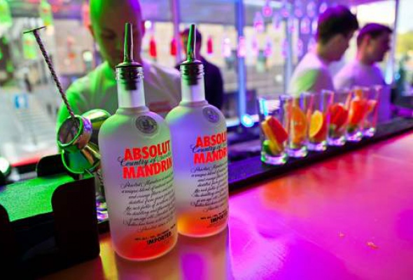 Absolut Flavored Night - Фото №1