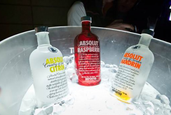 Absolut Flavored Night - Фото №2