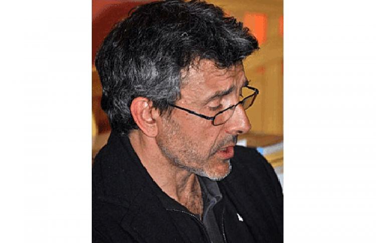 Встреча с писателем Кристианом Гарсеном