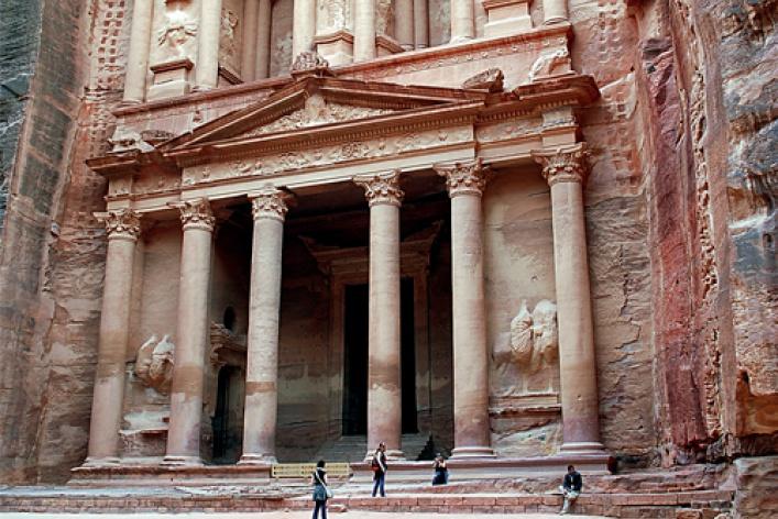 Иордания, самая безопасная измусульманских стран