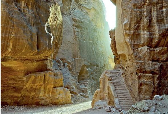 Иордания, самая безопасная измусульманских стран - Фото №1