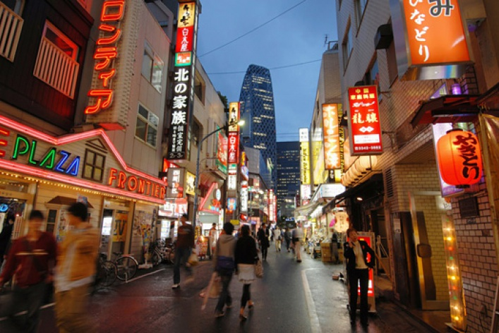 Япония: нетолько землетрясения