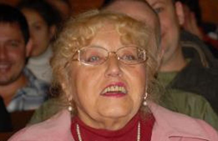 Марина Полицеймако