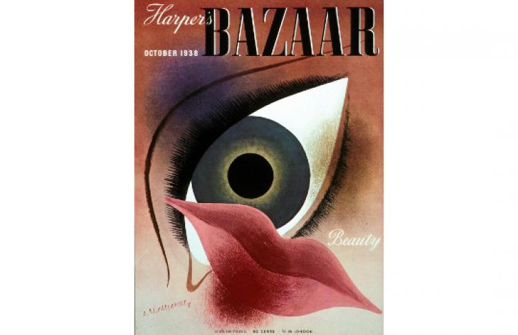 Бродович: от Дягилева до Harper's Bazaar