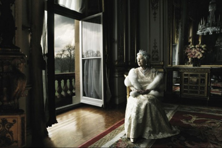 Анни Лейбовиц вПушкинском музее