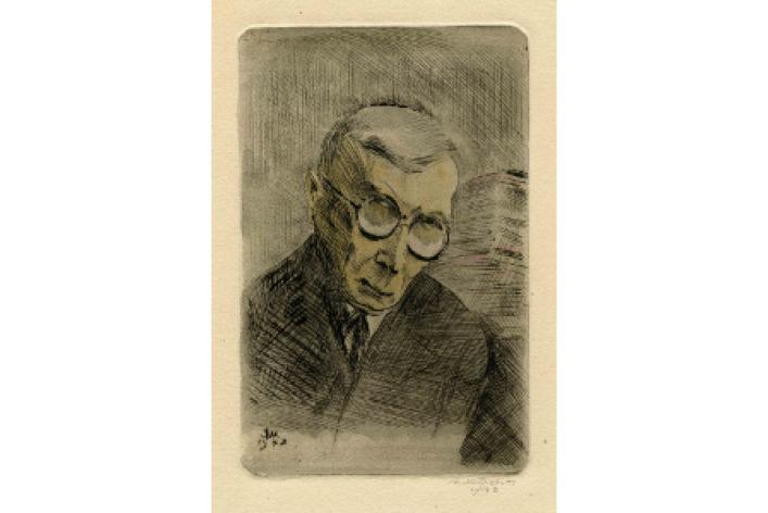 Дмитрий Митрохин. Из собрания Юрия Русакова