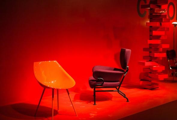 Нафестивале Moscow Design Week показывают мебель от-кутюр - Фото №12