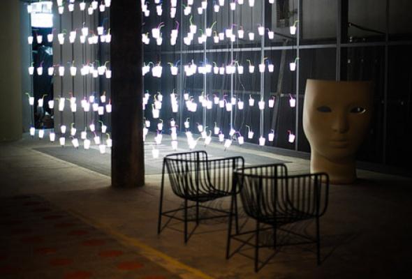 Нафестивале Moscow Design Week показывают мебель от-кутюр - Фото №19