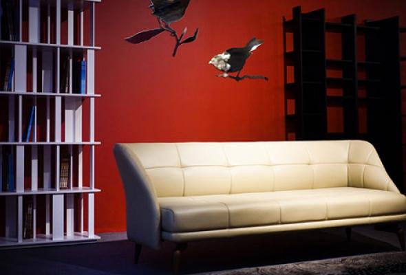 Нафестивале Moscow Design Week показывают мебель от-кутюр - Фото №22