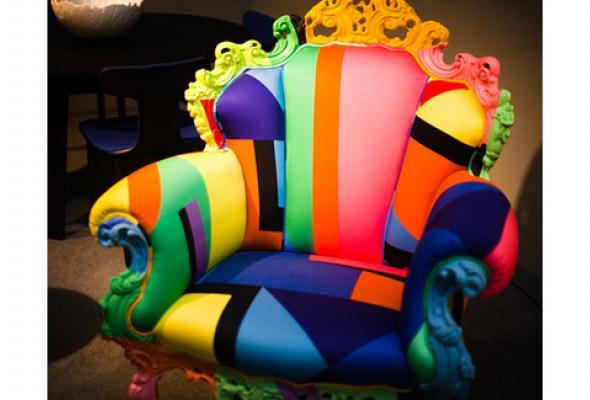Нафестивале Moscow Design Week показывают мебель от-кутюр - Фото №0
