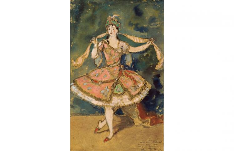 Новые тенденции и реформа танца на рубеже ХIХ-ХХ веков. Взаимовлияние живописи и танца в европейском искусстве.