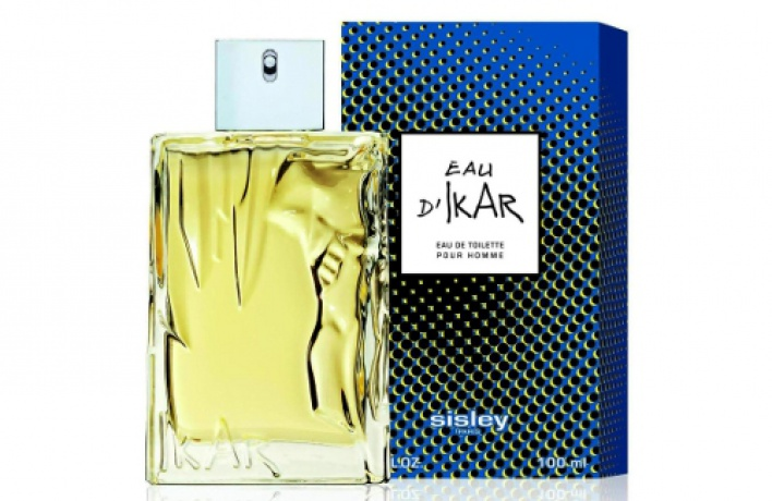Первый мужской аромат отSisley— Eau d'Ikar