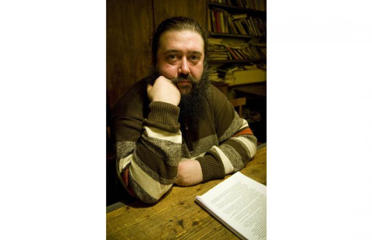 Дмитрий Данилов «Горизонтальное положение»