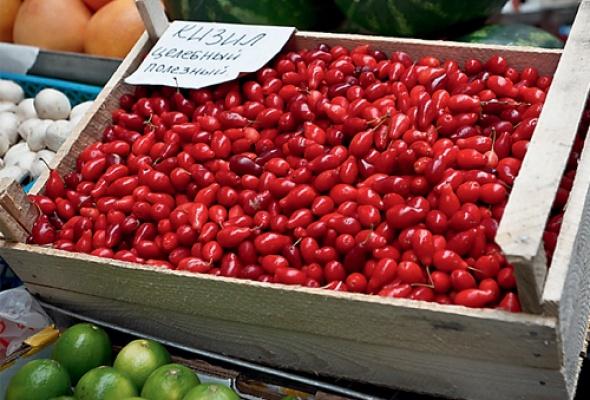 Репортаж отом как выбирать продукты нарынке - Фото №2
