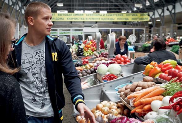 Репортаж отом как выбирать продукты нарынке - Фото №1