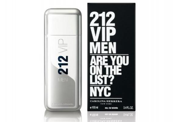212 VIP MEN отCarolina Herrera - Фото №1