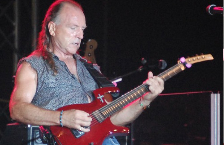 Mark Farner (ex-Grand Funk Railroad, США)