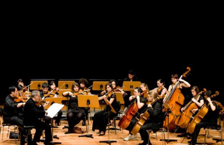 """""""Оркестровые академии"""": Folkwang Simfonietta"""