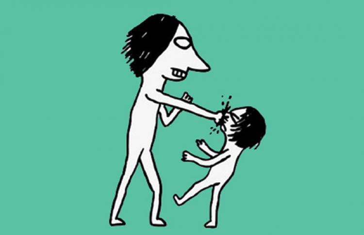 Анимация иронии и жестокости